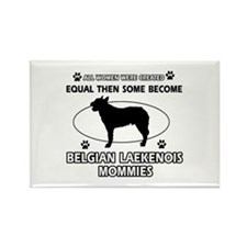 Funny Belgian Laekenois dog mommy designs Rectangl