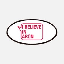 I Believe In Aron Patches