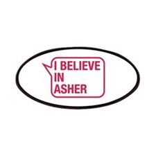 I Believe In Asher Patches