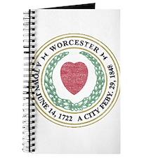 Vintage Worcester Journal