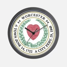 Vintage Worcester Wall Clock
