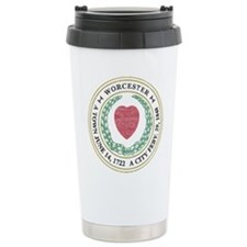 Vintage Worcester Travel Mug