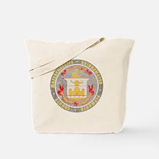 Vintage Bridgewater Tote Bag