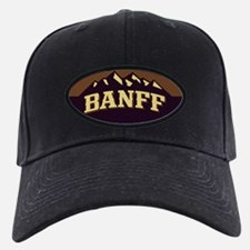 Banff Sepia Baseball Hat