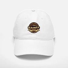 Banff Sepia Baseball Baseball Cap