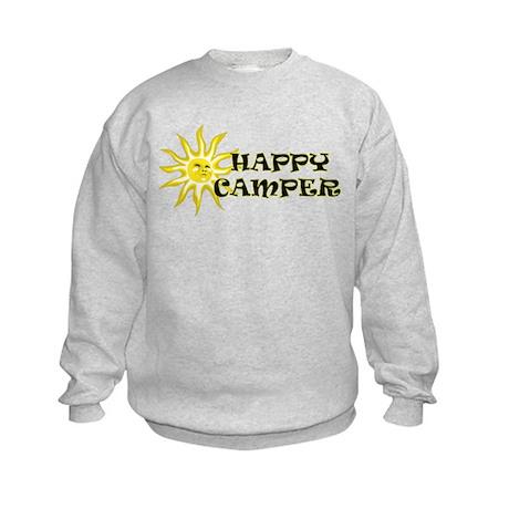 Happy Camper Sunshine Sweatshirt