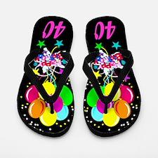 DYNAMIC 40 YR OLD Flip Flops