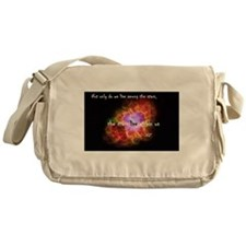 Neil deGrasse Tyson's Stardust Messenger Bag