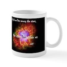 Neil deGrasse Tyson's Stardust Small Mug