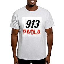 913 Ash Grey T-Shirt
