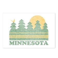 Vintage Minnesota Sunset Postcards (Package of 8)
