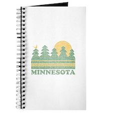 Vintage Minnesota Sunset Journal