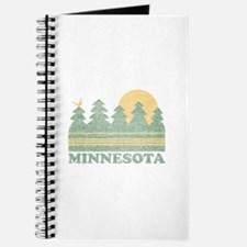 Vintage Minnesota Sunset Journal