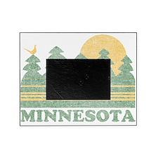 Vintage Minnesota Sunset Picture Frame