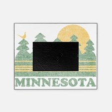 Vintage Minnesota Sunset Picture Frame