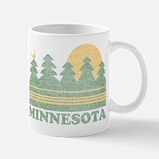 Vintage Minnesota Sunset Mug