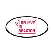 I Believe In Braxton Patches
