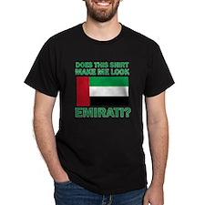 Emirati Flag Designs T-Shirt
