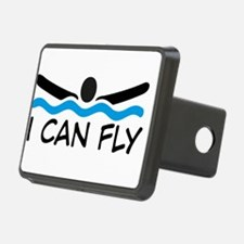 I can fly Hitch Cover