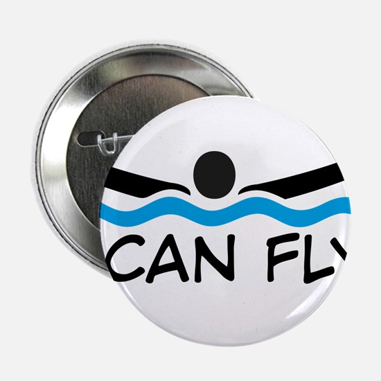 "I can fly 2.25"" Button"