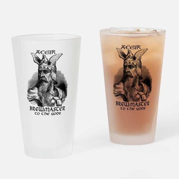 Aegir Viking Brewmaster Drinking Glass