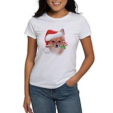 Trish's Pomeranian Christmas Tee