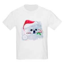 Trish's Pomeranian Christmas T-Shirt