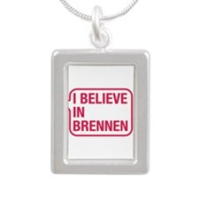 I Believe In Brennen Necklaces