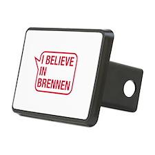 I Believe In Brennen Hitch Cover