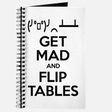 Get Mad and Flip Tables Journal