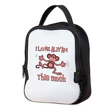 I love Aliyah Neoprene Lunch Bag