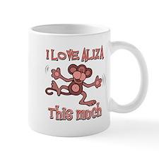 I love Aliza Mug