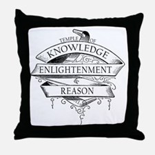 Temple of Knowledge, Enlightenment Reason Throw Pi