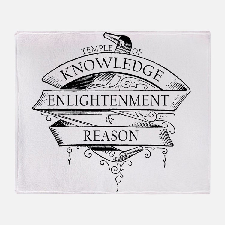 Temple of Knowledge, Enlightenment Reason Throw Bl
