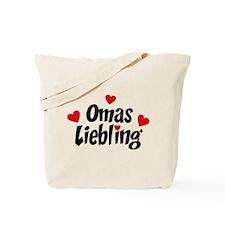 Omas Liebling Tote Bag