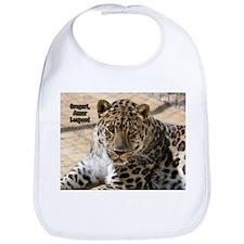 Gregori Amur Leopard Bib