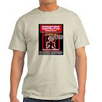 Senior Drug Offenders! Ash Grey T-Shirt