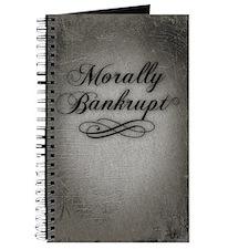 Morally Bankrupt Journal