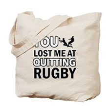 Rugby gear and merchandise Tote Bag