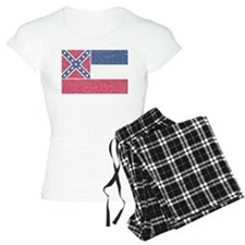 Vintage Mississippi State Flag Pajamas