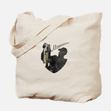 Mississippi Fishing Tote Bag