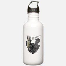 Mississippi Fishing Water Bottle