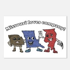 Missouri and Company Postcards (Package of 8)
