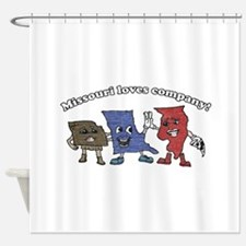 Missouri and Company Shower Curtain
