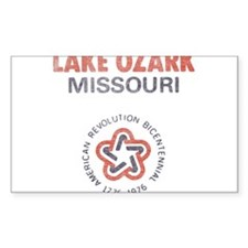 Vintage Lake Ozark Decal