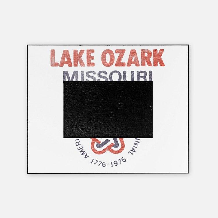 Vintage Lake Ozark Picture Frame