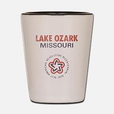 Vintage Lake Ozark Shot Glass