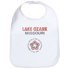 Vintage Lake Ozark Bib
