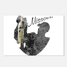 Missouri Fishing Postcards (Package of 8)