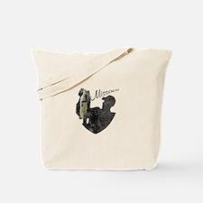 Missouri Fishing Tote Bag